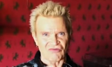 Billy Idol revisits solo classic