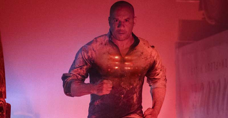 Supersoldier – the cast and filmmakers talk Bloodshot