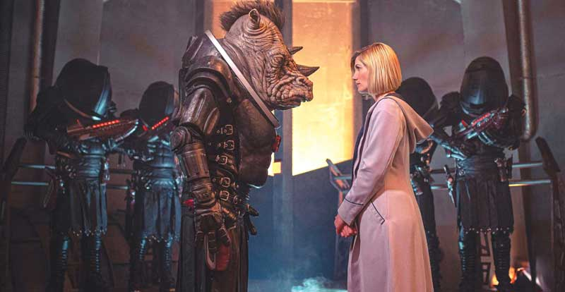 Doctor Who: Series 12 on DVD & Blu-ray June 3