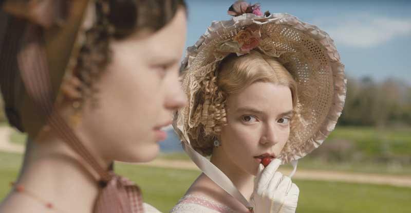 Emma. on DVD & Blu-ray June 3
