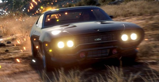 See Fast & Furious Crossroads in action