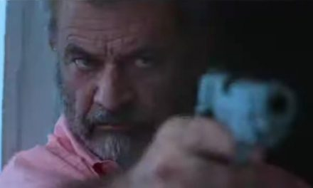 Mel Gibson takes on a hurricane in Force of Nature