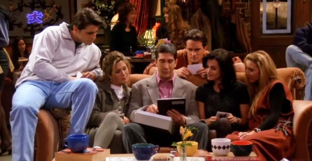 Friends gets the Honest Trailers treatment