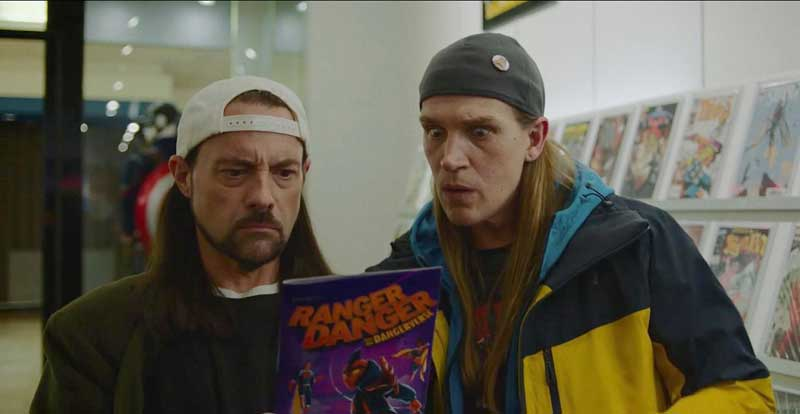 Interview with Kevin Smith – Jay and Silent Bob Reboot