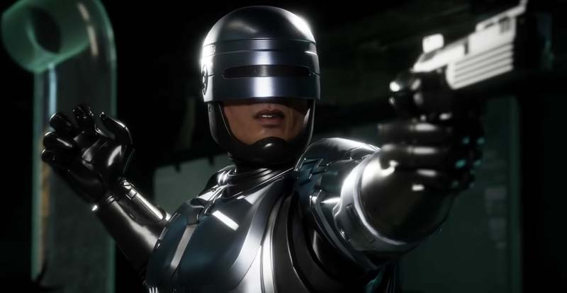 RoboCop coming to Mortal Kombat!