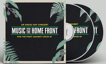 Music from the Home Front album details!