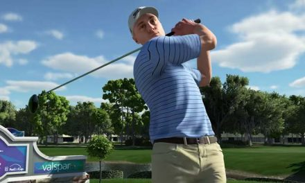 Get out on the course with PGA Tour 2K21