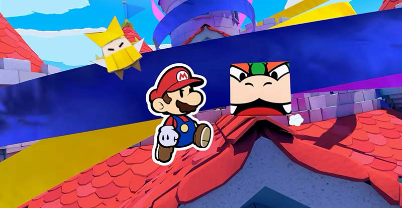 New Paper Mario game heading to Switch