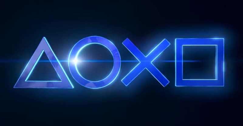 PlayStation's new intro video