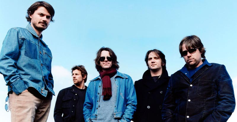 Powderfinger getting the band back together