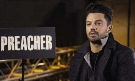 Dominic Cooper & Lachy Hulme talk Preacher: Season 4