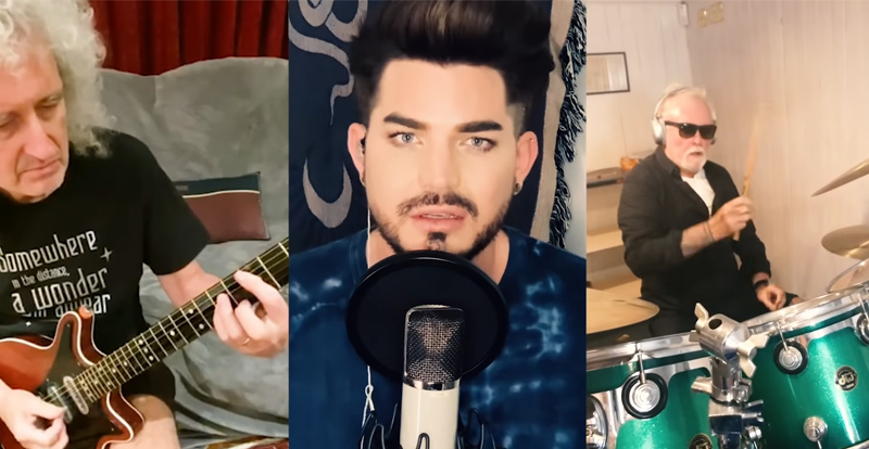 Queen + Adam Lambert declare 'You Are the Champions'