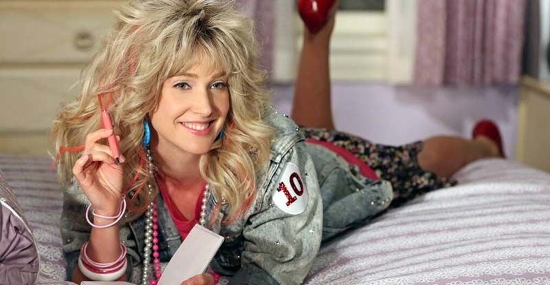 How I Met Your Mother's Robin Sparkles returns!