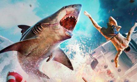 Shark life – sharks in games
