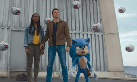 Sonic the Hedgehog on DVD, Blu-ray & 4K June 3