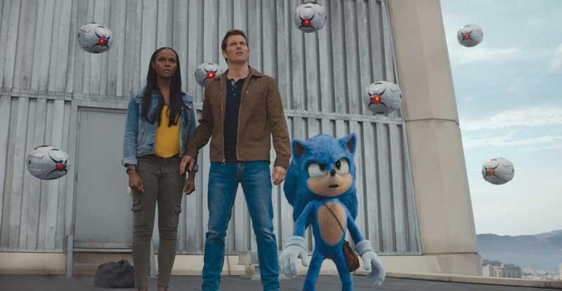 Sonic The Hedgehog On Dvd Blu Ray 4k June 3 Stack Jb Hi Fi