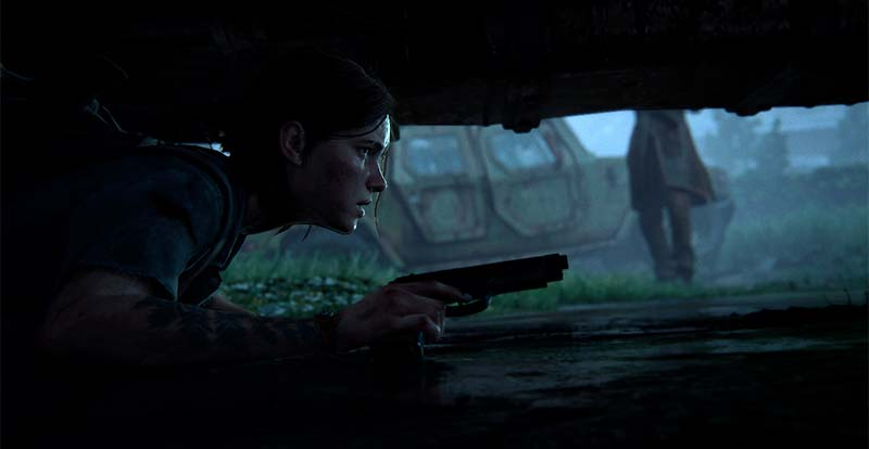 The Last of Us Part II story trailer drops