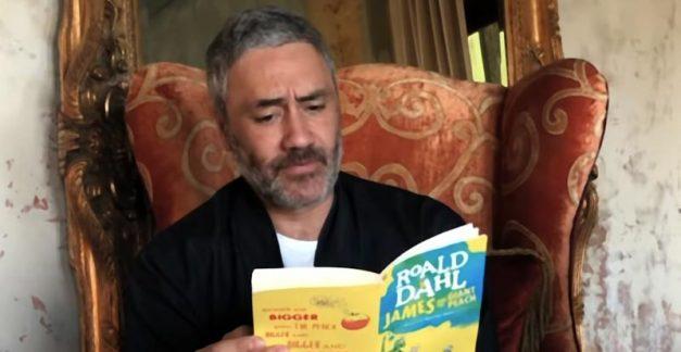 """Taika Waititi and """"friends"""" read Roald Dahl"""