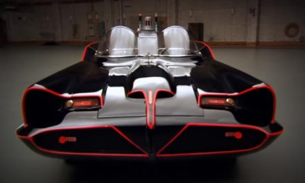 Pick a Batmobile, any Batmobile…