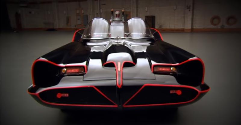 Pick a Batmobile, any Batmobile…