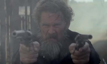 Ethan Hawke comes out all guns blazing in The Good Lord Bird