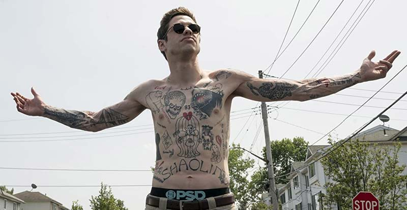 SNL's Pete Davidson is The King of Staten Island