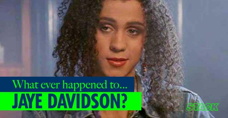 Whatever happened to… Jaye Davidson?