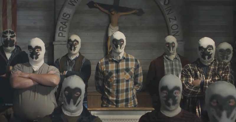 Watchmen on DVD & Blu-ray June 3