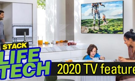 Life tech this month – 2020 TV feature