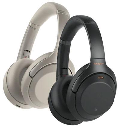 sony overear wireless headphones