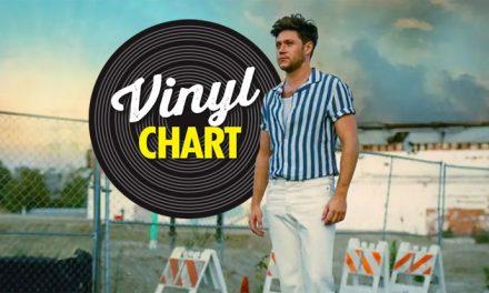 JB's vinyl chart (May 1 – 7, 2020)