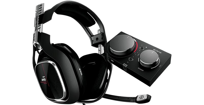 Astro A40 TR Headset + Mixamp Pro TR