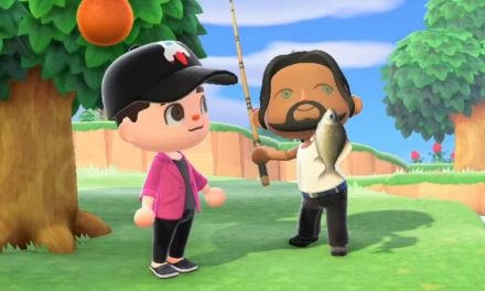 Animal Crossing with Danny Trejo