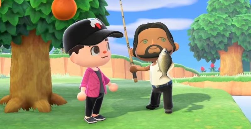 Animal Crossing with Danny Trejo