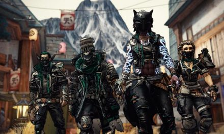 Take on Devil Riders in Borderlands 3: Bounty of Blood