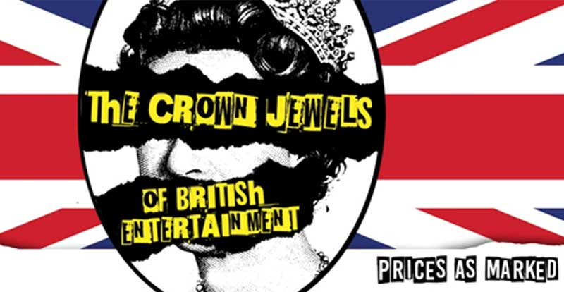 The crown jewels of British entertainment