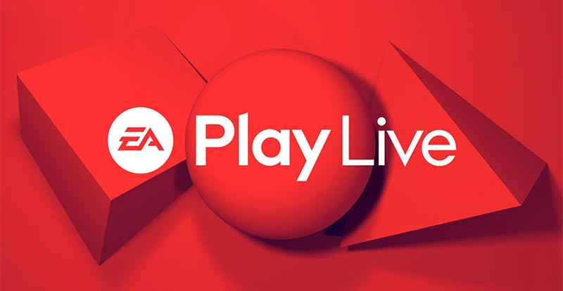 What happened today in EA Play Live