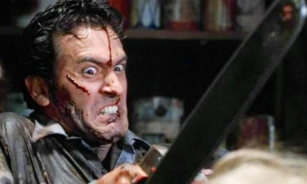 Groovy! Prepare for a new Evil Dead