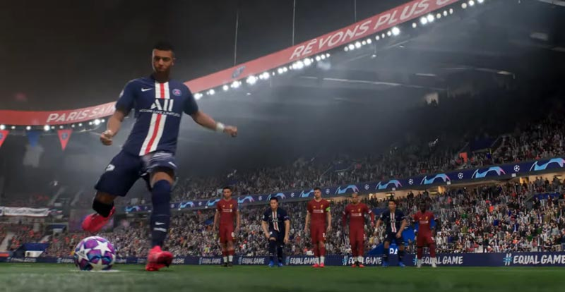 FIFA 21 is alive and kicking!