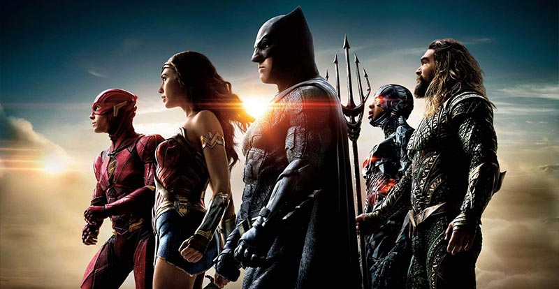 A sneak peek at the Snyder cut of Justice League