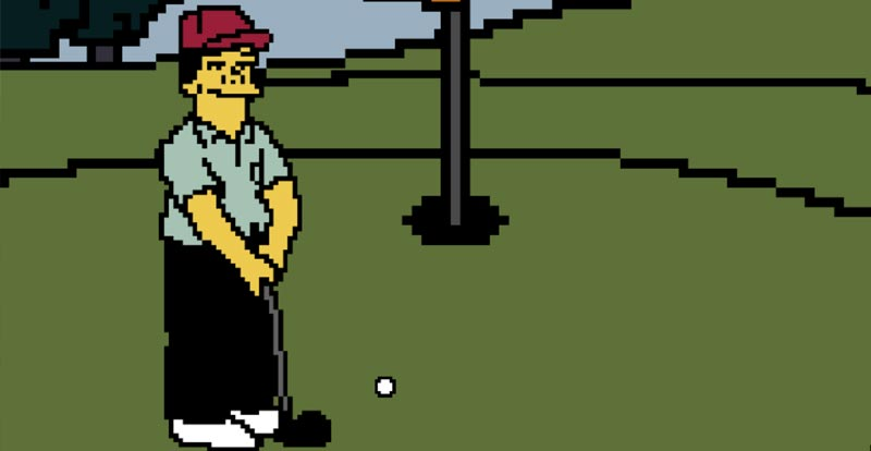Play Lee Carvallo's Putting Challenge!