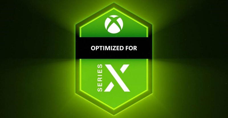 More on Xbox's 'Optimised for Xbox Series X'