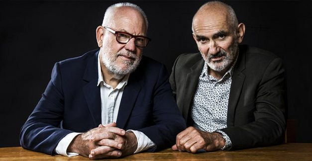 Paul Kelly and Paul Grabowsky collaborate