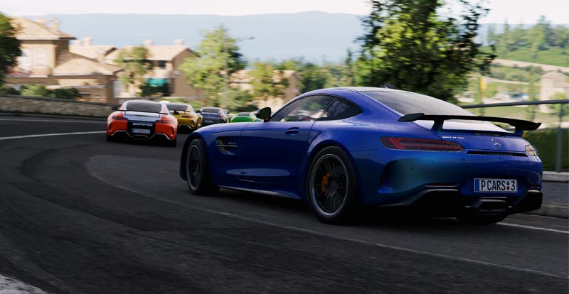 Get behind the wheel with Project CARS 3