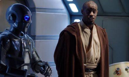 Star Wars: Jedi Temple Challenge has begun!