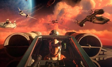 Star Wars: Squadrons taking to the skies!