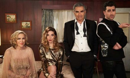 Schitt's Creek: Series 6 on DVD June 17