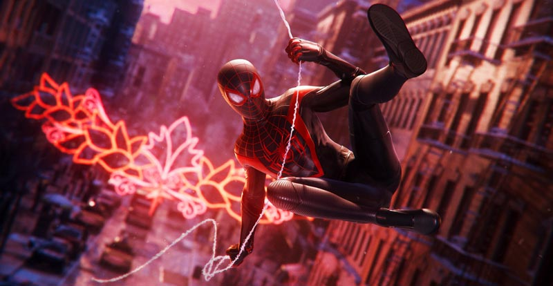 All the latest on PS5 Spider-Man: Miles Morales