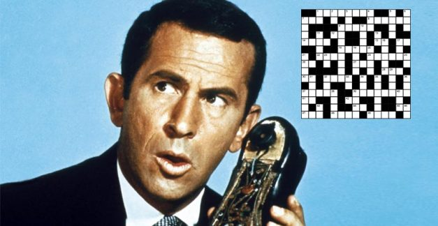 Get in the couch groove! It's STACK's classic TV crossword