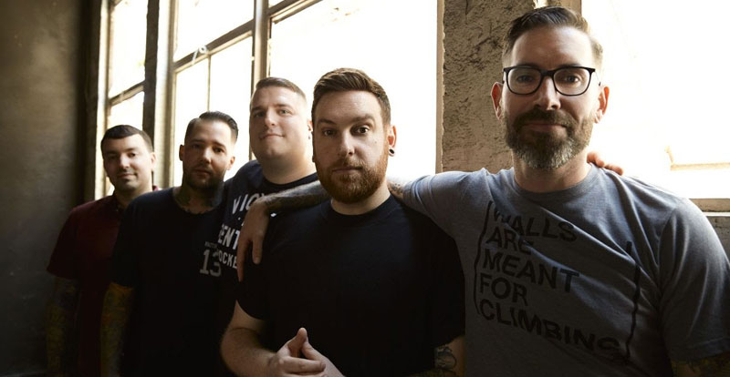 Only two days 'til The Ghost Inside's first album since their fatal road accident